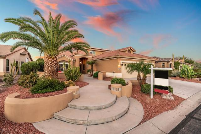 2585 N 162ND Lane, Goodyear, AZ 85395 (MLS #5963869) :: Kortright Group - West USA Realty