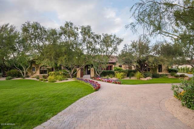 6640 E Kasba Circle, Paradise Valley, AZ 85253 (MLS #5963944) :: CC & Co. Real Estate Team