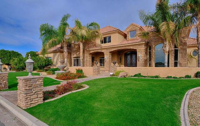 3446 E Knoll Street, Mesa, AZ 85213 (MLS #5963948) :: Riddle Realty Group - Keller Williams Arizona Realty