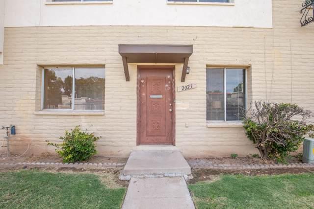 2023 W Hazelwood Parkway, Phoenix, AZ 85015 (MLS #5963965) :: Yost Realty Group at RE/MAX Casa Grande