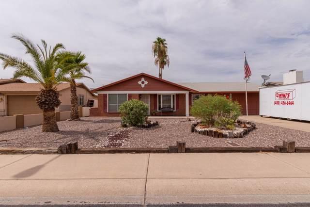 10420 W Echo Lane, Peoria, AZ 85345 (MLS #5963980) :: Team Wilson Real Estate