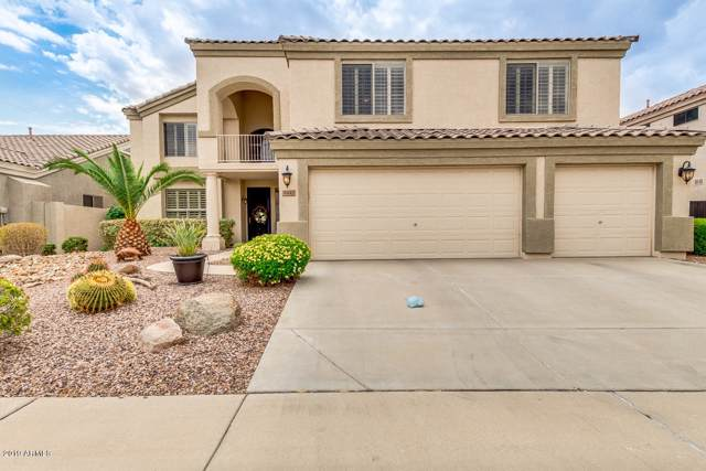 9443 E Los Lagos Vista Avenue, Mesa, AZ 85209 (MLS #5963983) :: The Kenny Klaus Team