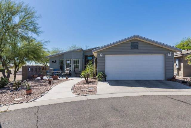 3301 S Goldfield Road #2126, Apache Junction, AZ 85119 (MLS #5964034) :: The W Group
