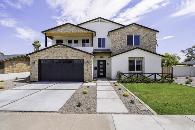 3913 E Clarendon Avenue, Phoenix, AZ 85018 (MLS #5964041) :: Riddle Realty Group - Keller Williams Arizona Realty