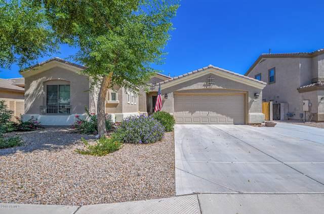 146 W Blue Lagoon Drive, Casa Grande, AZ 85122 (MLS #5964075) :: Conway Real Estate