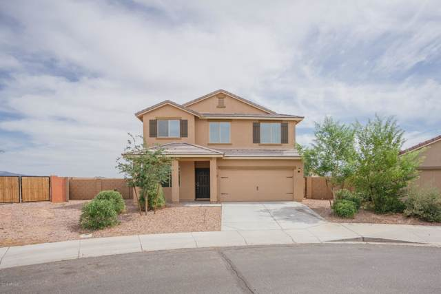 24570 W Gregory Road, Buckeye, AZ 85326 (MLS #5964085) :: CC & Co. Real Estate Team