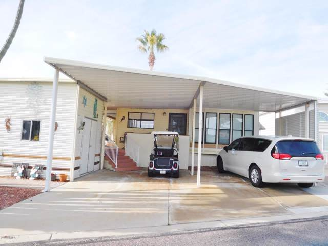 17200 W Bell Road #156, Surprise, AZ 85374 (MLS #5964191) :: Yost Realty Group at RE/MAX Casa Grande