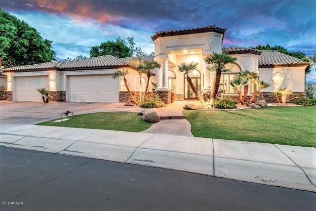 3370 S Horizon Place, Chandler, AZ 85248 (MLS #5964202) :: CC & Co. Real Estate Team