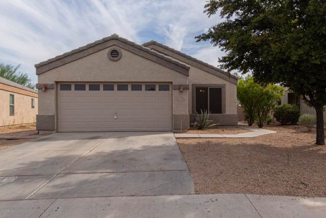 14700 N El Frio Street, El Mirage, AZ 85335 (MLS #5964205) :: Devor Real Estate Associates