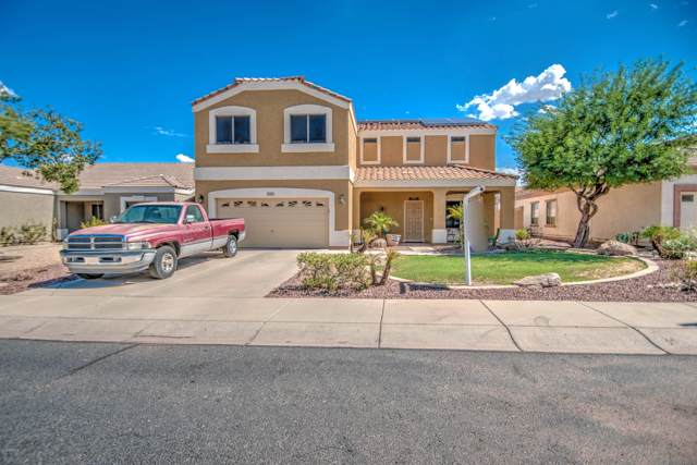 12183 W Valentine Avenue, El Mirage, AZ 85335 (MLS #5964207) :: The Ford Team