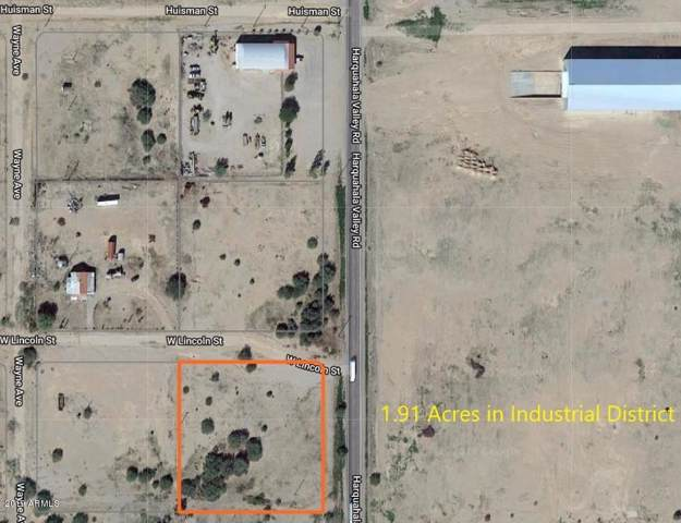 1000 S Harquahala Valley Road, Tonopah, AZ 85354 (MLS #5964216) :: The Helping Hands Team