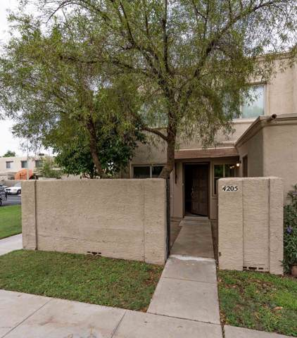 4205 N 81ST Street, Scottsdale, AZ 85251 (MLS #5964225) :: CC & Co. Real Estate Team