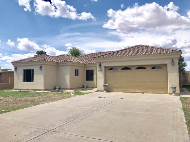 2428 E 11TH Street, Douglas, AZ 85607 (MLS #5964242) :: The Kenny Klaus Team