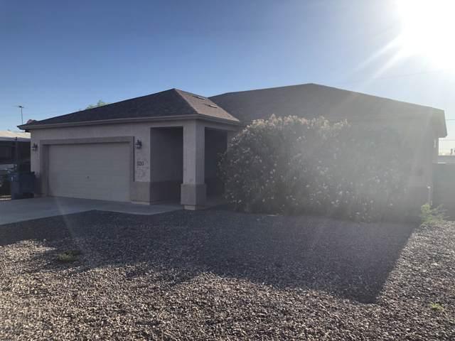 520 S 99TH Street, Mesa, AZ 85208 (MLS #5964250) :: CC & Co. Real Estate Team