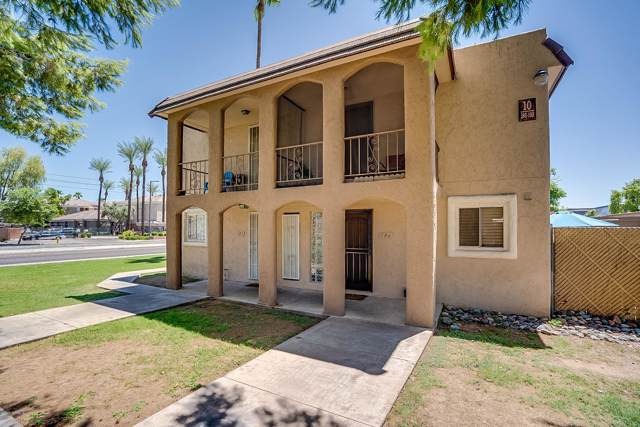 7126 N 19TH Avenue #186, Phoenix, AZ 85021 (MLS #5964251) :: The AZ Performance Realty Team