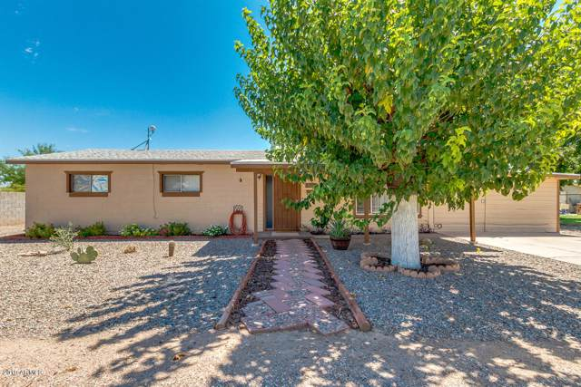 651 N 6TH Place, Coolidge, AZ 85128 (MLS #5964256) :: Yost Realty Group at RE/MAX Casa Grande