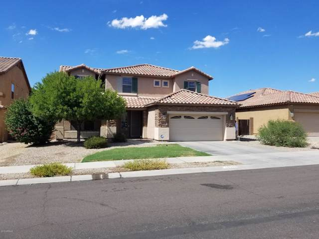 16526 W Grant Street, Goodyear, AZ 85338 (MLS #5964277) :: Kortright Group - West USA Realty