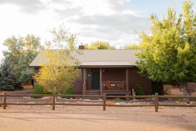 2346 Buffalo N Loop S, Overgaard, AZ 85933 (MLS #5964288) :: Brett Tanner Home Selling Team