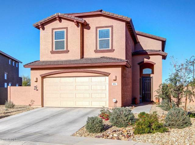 994 S 202nd Lane, Buckeye, AZ 85326 (MLS #5964332) :: The Kenny Klaus Team