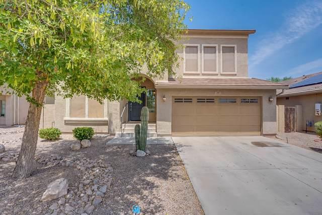 280 W Seven Seas Drive, Casa Grande, AZ 85122 (MLS #5964352) :: Yost Realty Group at RE/MAX Casa Grande