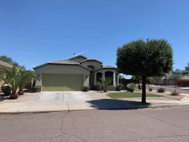 16730 W Melvin Street, Goodyear, AZ 85338 (MLS #5964365) :: Riddle Realty Group - Keller Williams Arizona Realty