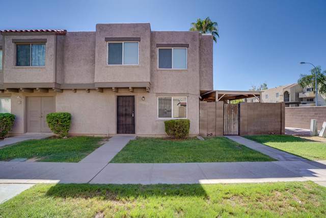 600 S Dobson Road #56, Mesa, AZ 85202 (MLS #5964380) :: Riddle Realty Group - Keller Williams Arizona Realty