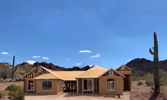2540 W Fairfield Street, San Tan Valley, AZ 85143 (MLS #5964388) :: Riddle Realty Group - Keller Williams Arizona Realty