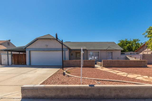 12312 N 86th Lane, Peoria, AZ 85381 (MLS #5964394) :: Riddle Realty Group - Keller Williams Arizona Realty