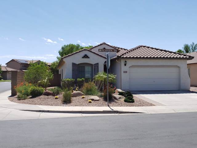 2313 N Presidential Drive, Florence, AZ 85132 (MLS #5964396) :: The W Group