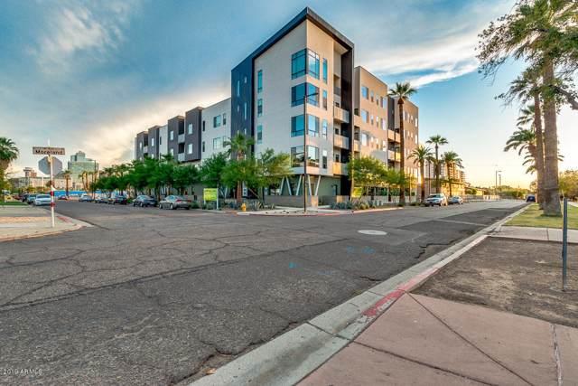 1130 N 2ND Street #415, Phoenix, AZ 85004 (MLS #5964404) :: Kortright Group - West USA Realty