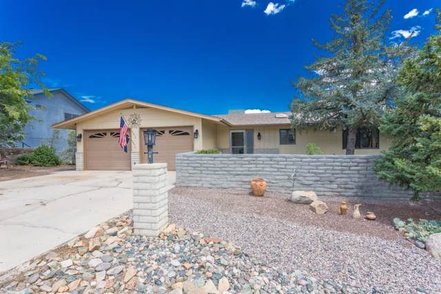 4916 Antelope Drive, Prescott, AZ 86301 (MLS #5964452) :: Team Wilson Real Estate