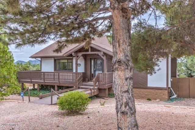 601 W St Moritz Drive, Payson, AZ 85541 (MLS #5964454) :: Team Wilson Real Estate