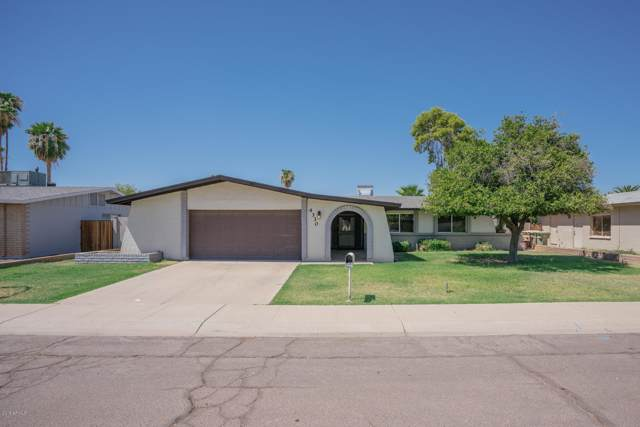 4330 W Carol Avenue, Glendale, AZ 85302 (MLS #5964491) :: CC & Co. Real Estate Team