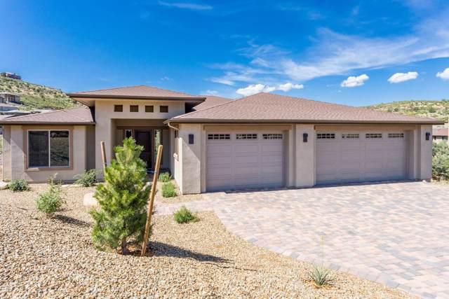 1038 Trouble Shooter Lane, Prescott, AZ 86301 (MLS #5964520) :: Team Wilson Real Estate