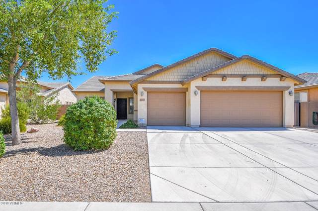 1445 E Anna Drive, Casa Grande, AZ 85122 (MLS #5964533) :: Yost Realty Group at RE/MAX Casa Grande