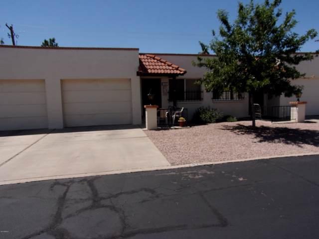 440 S Parkcrest Avenue #147, Mesa, AZ 85206 (MLS #5964554) :: Devor Real Estate Associates