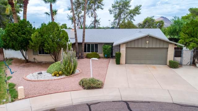 8101 E Buena Terra Way, Scottsdale, AZ 85250 (MLS #5964558) :: CC & Co. Real Estate Team