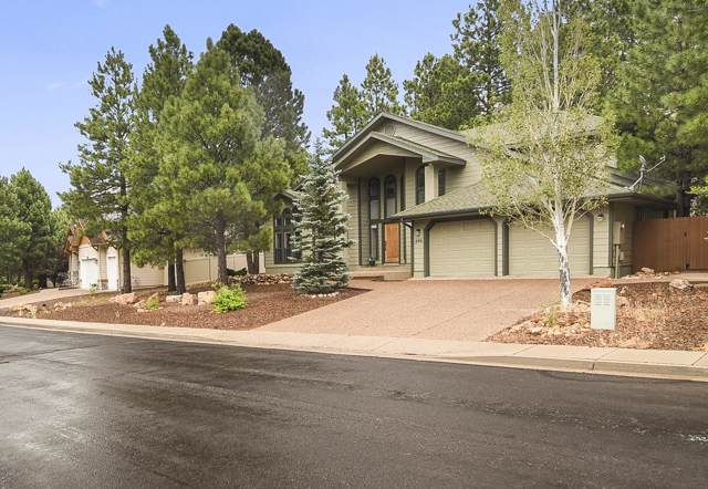 646 N Lone Oak Way, Flagstaff, AZ 86004 (MLS #5964590) :: Riddle Realty Group - Keller Williams Arizona Realty
