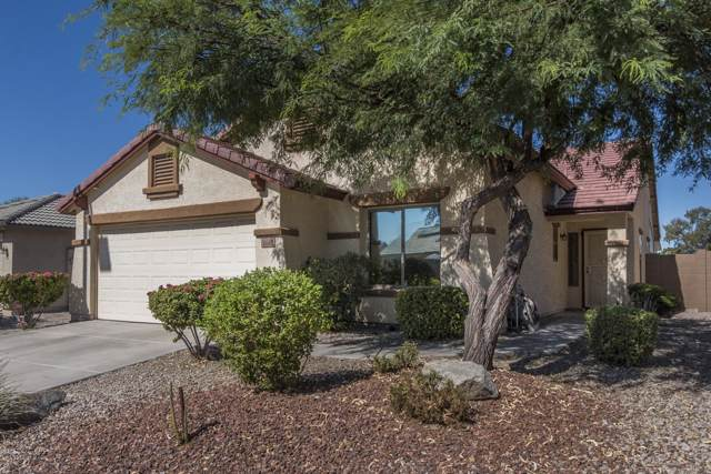 4140 S 250TH Lane, Buckeye, AZ 85326 (MLS #5964609) :: CC & Co. Real Estate Team
