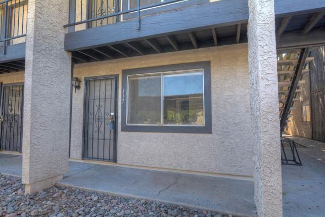 700 W University Drive #117, Tempe, AZ 85281 (MLS #5964636) :: The Laughton Team