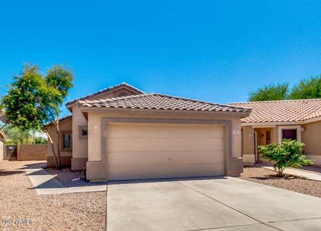 541 W Mirage Loop, Casa Grande, AZ 85122 (MLS #5964649) :: Yost Realty Group at RE/MAX Casa Grande