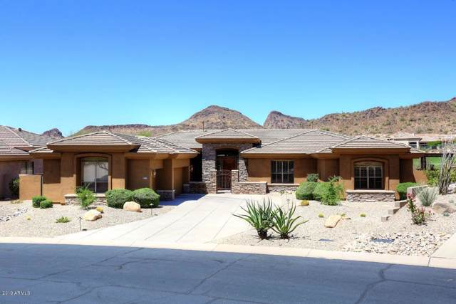 9434 N Sunset Ridge, Fountain Hills, AZ 85268 (MLS #5964659) :: Revelation Real Estate