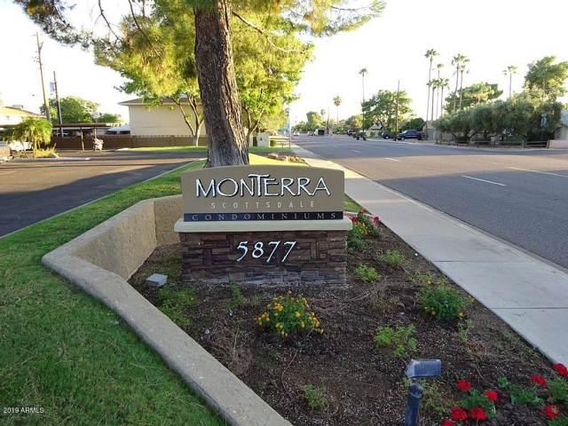 5877 N Granite Reef Road #1129, Scottsdale, AZ 85250 (MLS #5964680) :: The AZ Performance Realty Team