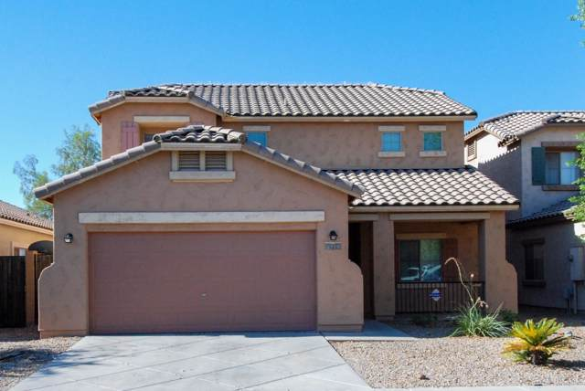 5219 W Maldonado Road, Laveen, AZ 85339 (MLS #5964682) :: Lucido Agency
