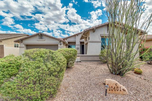 10461 E Superstition Range Road, Gold Canyon, AZ 85118 (MLS #5964705) :: Team Wilson Real Estate