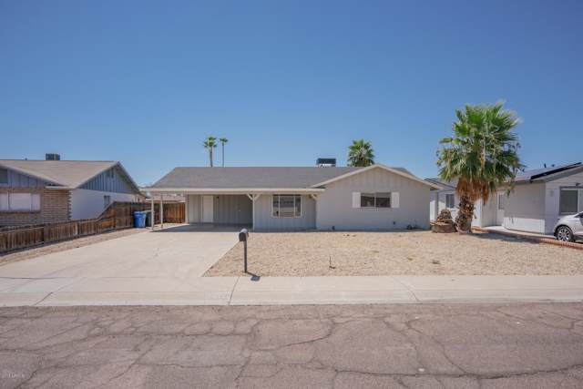 12028 N 46TH Lane, Glendale, AZ 85304 (MLS #5964731) :: Riddle Realty Group - Keller Williams Arizona Realty