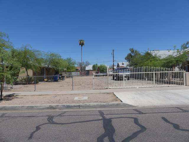 1212 E Fillmore Street, Phoenix, AZ 85006 (MLS #5964735) :: CC & Co. Real Estate Team