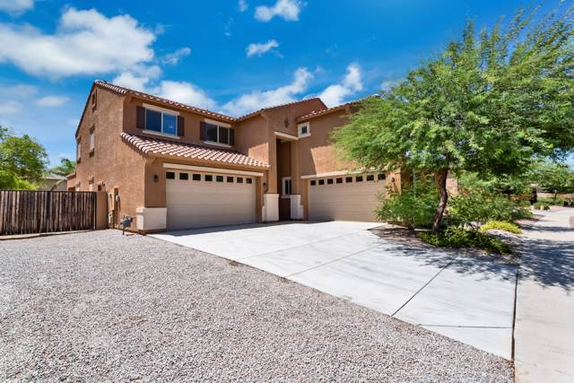 17769 W Pershing Street, Surprise, AZ 85388 (MLS #5964762) :: Devor Real Estate Associates