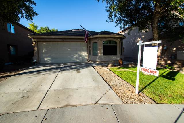 28857 N Nugget Court, San Tan Valley, AZ 85143 (MLS #5964783) :: Brett Tanner Home Selling Team