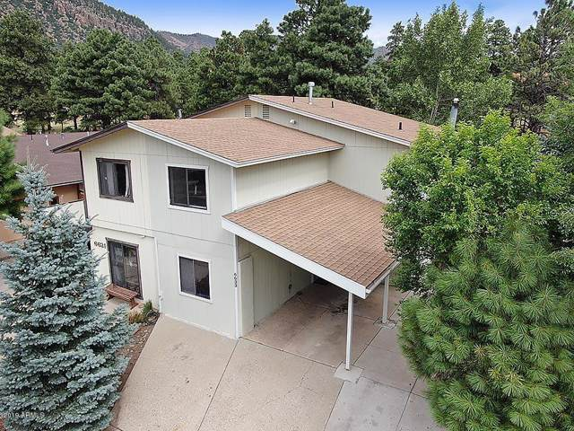 6633 N Snowflake Drive, Flagstaff, AZ 86004 (MLS #5964787) :: Yost Realty Group at RE/MAX Casa Grande